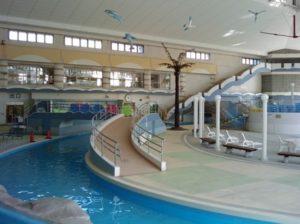 安城プール 流れるプール
