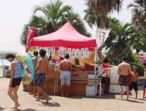 サンビーチ日光川 プール
