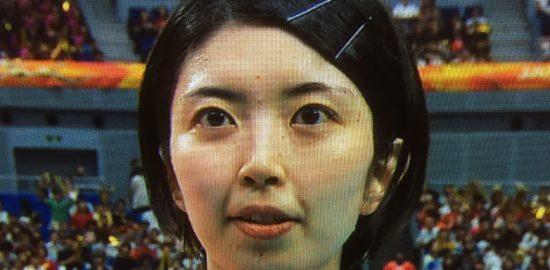 岩坂奈々キ全日本ャプテン