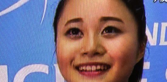 白岩優菜 フィギュアスケート