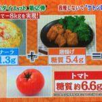 ゆりやんダイエットレシピ